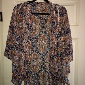 LF shawl